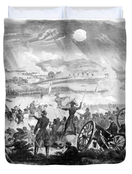 a description of gettysburg as the turning point in the american civil war Over 165,000 americans fought in this decisive battle, leading to 46,000  at  gettysburg was a pivotal turning point in the civil war, erasing the.