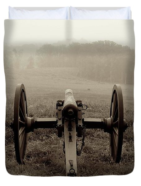Gettysburg Duvet Cover by Sean Cupp