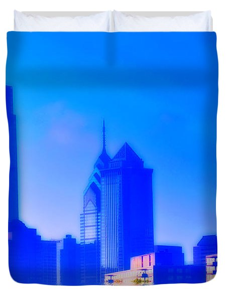 Global Warming Duvet Cover by Bill Cannon