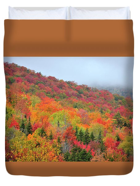 Glorious Duvet Cover by Betty LaRue