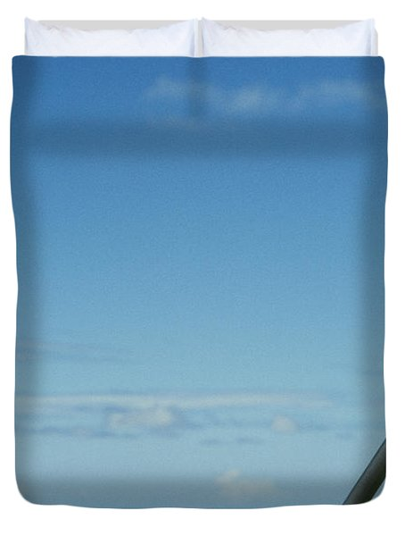 Golf Ball And Driver Duvet Cover by Sri Maiava Rusden - Printscapes