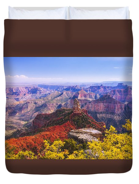 Grand Arizona Duvet Cover by Chad Dutson