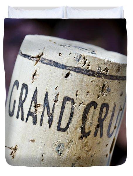 Grand Cru Duvet Cover by Frank Tschakert
