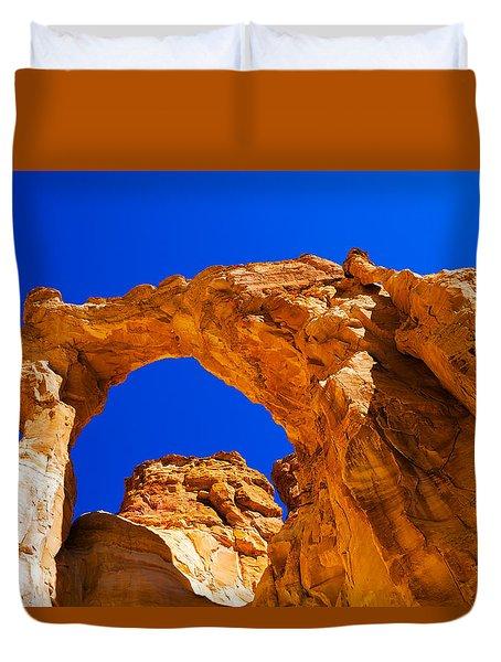 Grosvenor Arch Duvet Cover by Chad Dutson