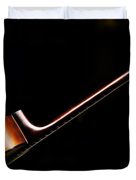 Guitar Duvet Cover by Avalon Fine Art Photography