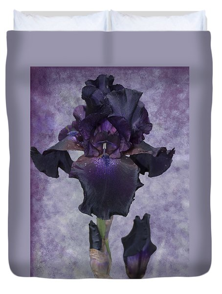 High Class Lady Duvet Cover by Diane Schuster