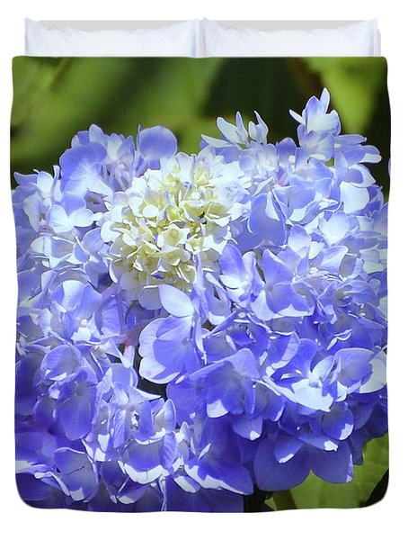 Huge Hydrangea Duvet Cover by Al Powell Photography USA