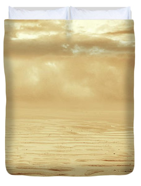 Illusion Never Changed Into Something Real Duvet Cover by Dana DiPasquale