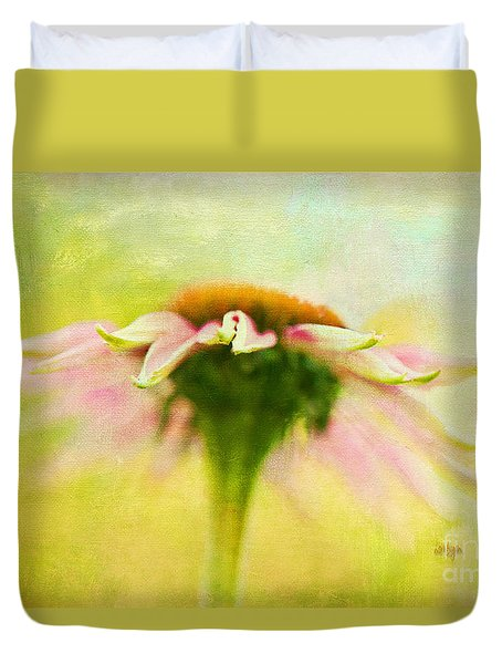 In Perfect Harmony Duvet Cover by Lois Bryan
