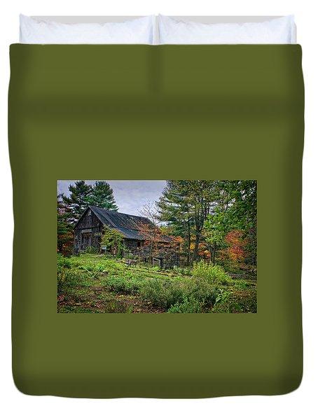 In The Garden Duvet Cover by Priscilla Burgers