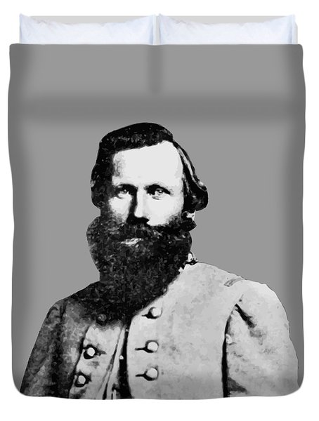 J.e.b. Stuart Duvet Cover by War Is Hell Store