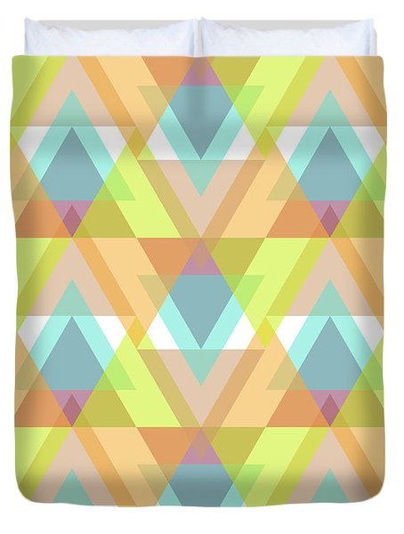 Jeweled Duvet Cover by SharaLee Art