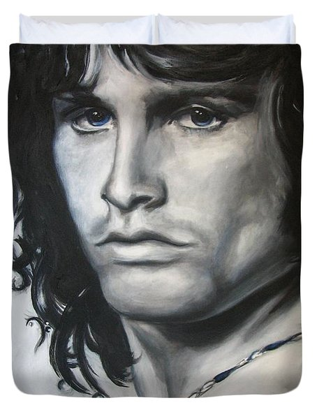 jim morrison painting by eric dee. Black Bedroom Furniture Sets. Home Design Ideas