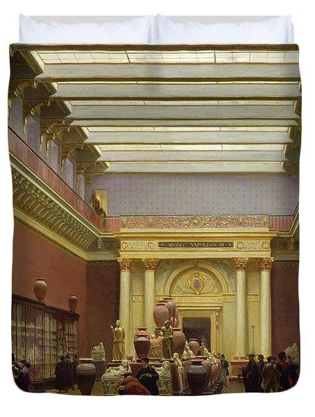 La Galerie Campana Duvet Cover by Charles Giraud