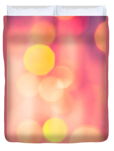 Let's Party Duvet Cover by Jan Bickerton
