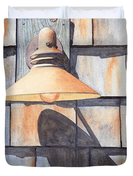 Light Duvet Cover by Ken Powers