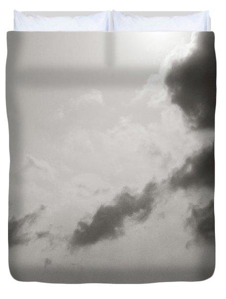 Light Of The Sky Duvet Cover by Konstantin Dikovsky