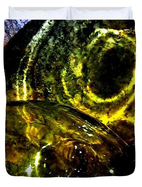 Limelight Duvet Cover by Will Borden