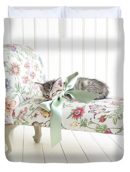 Little Princess Duvet Cover by Amy Tyler