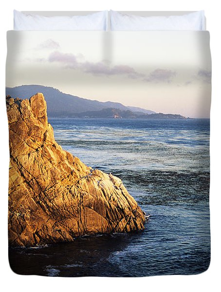 Lone Cypress Tree Duvet Cover by Michael Howell - Printscapes