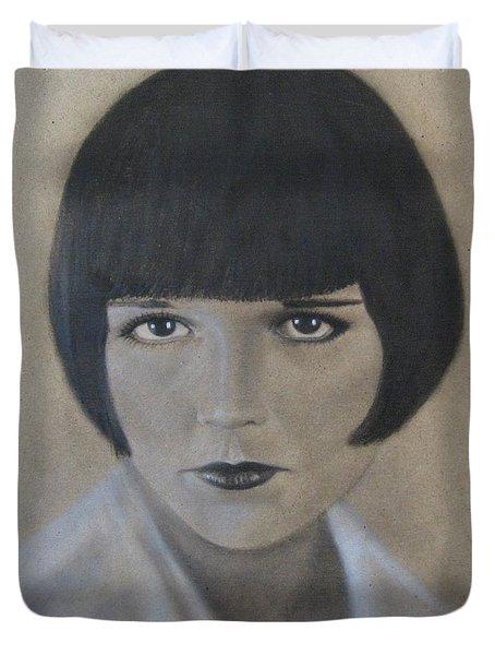 Louise Duvet Cover by Lynet McDonald