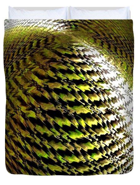 Luminous Energy 11 Duvet Cover by Will Borden