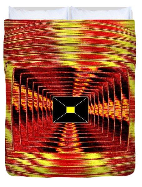 Luminous Energy 12 Duvet Cover by Will Borden