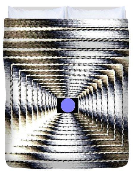 Luminous Energy 6 Duvet Cover by Will Borden