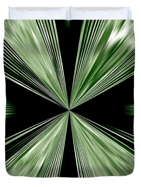 Magnetism Duvet Cover by Will Borden