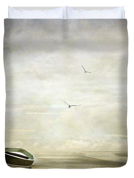Memories Duvet Cover by Photodream Art