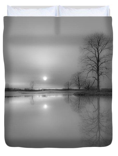 Milktoast Duvet Cover by Everet Regal