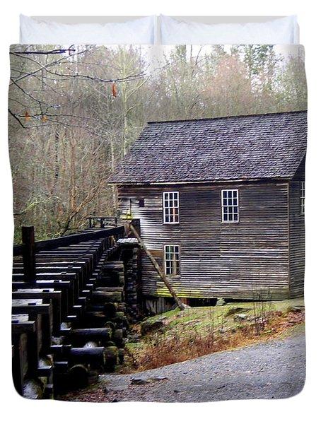 Mingus Mill Duvet Cover by Marty Koch