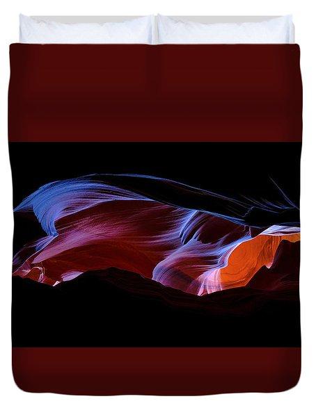 Monument Light Duvet Cover by Chad Dutson