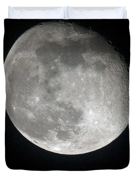 Moon Duvet Cover by Gary Langley