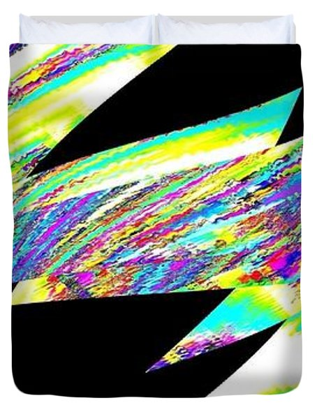 Muse 20 Duvet Cover by Will Borden