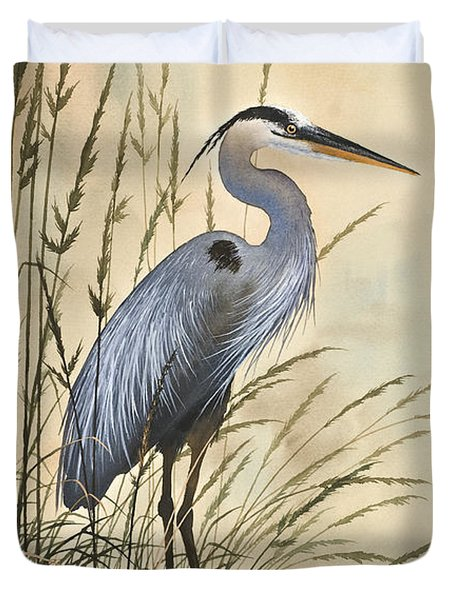 Nature's Harmony Duvet Cover by James Williamson