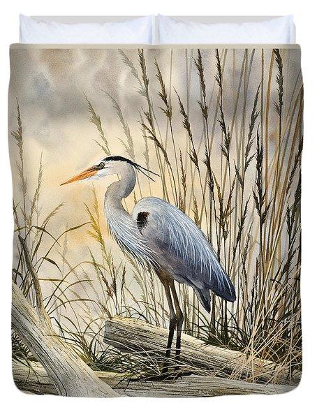 Nature's Wonder Duvet Cover by James Williamson