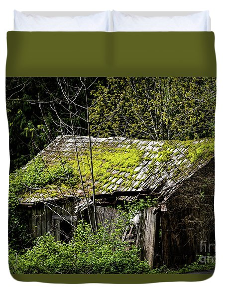 Newton's 1st Law Duvet Cover by Jon Burch Photography