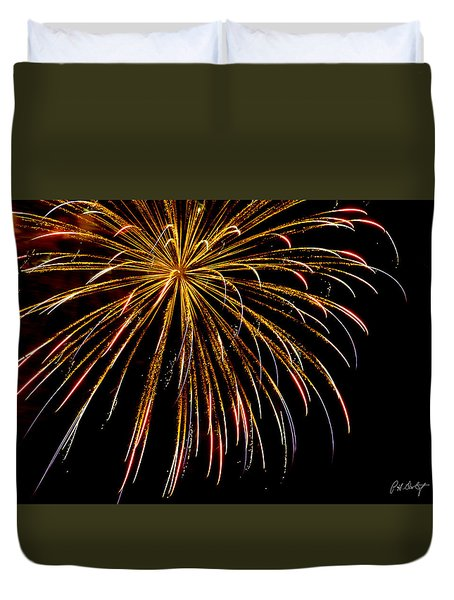 Night Colors Duvet Cover by Phill Doherty
