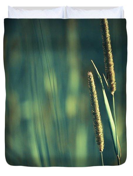 Night Whispers Duvet Cover by Aimelle