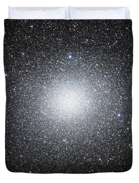 Omega Centauri Or Ngc 5139 Duvet Cover by Robert Gendler