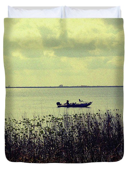 On a sunny Sunday afternoon Duvet Cover by Susanne Van Hulst
