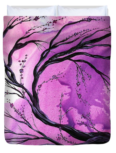 Passage Through Time by MADART Duvet Cover by Megan Duncanson