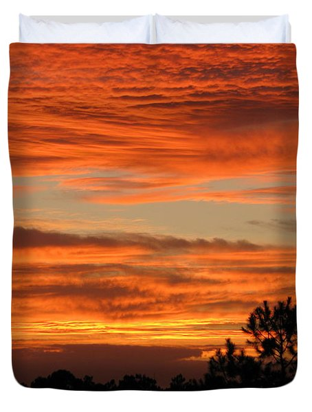 Perfection Duvet Cover by Greg Patzer