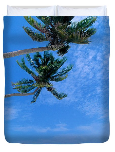 Philippines, Boracay Isla Duvet Cover by William Waterfall - Printscapes