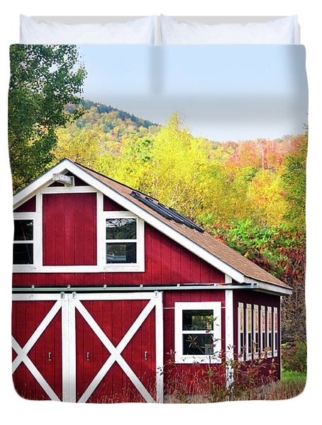 Picturesque Duvet Cover by Betty LaRue