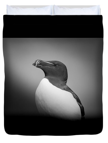 Poetry Duvet Cover by Roy Haakon Friskilae