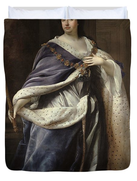 Queen Anne Duvet Cover by Edmund Lilly