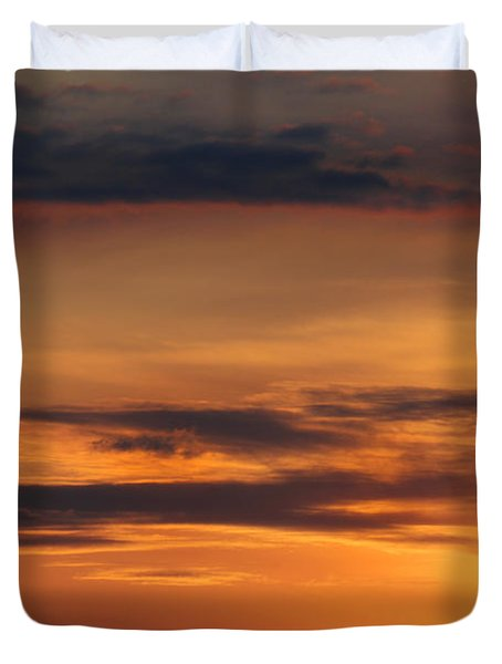 Reach for the Sky 10 Duvet Cover by Mike McGlothlen