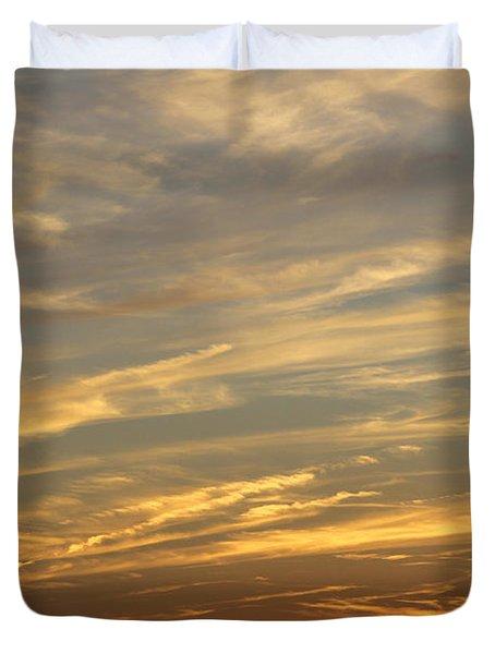 Reach for the Sky 7 Duvet Cover by Mike McGlothlen